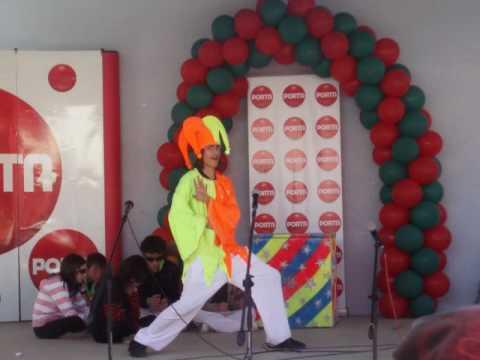 La Casa de la Niñez 2-Christmas Program.wmv