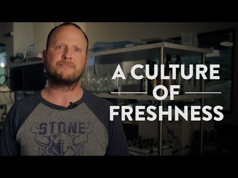 Stone Brewing: A Culture Of Freshness