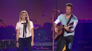 Shakira & Chris Martin Me Enamoré | Live at Global Citizen Festival Hamburg