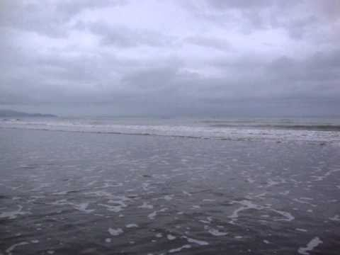 beach  playa:  Tonsupa