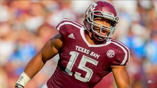 Potential 1st Overall Pick || Texas A&M DE Myles Garrett 2016 Highlights ᴴᴰ
