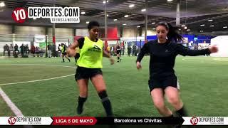 Barcelona vs Chivitas Liga 5 de Mayo Soccer en Chicago