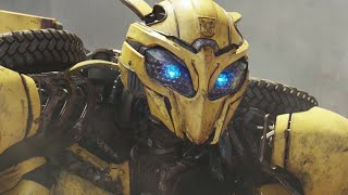 """Bumblebee - """"Not the Air Force"""" Exclusive Clip"""