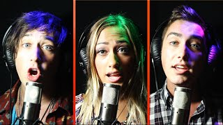 """Locked Away"" - R. City ft. Adam Levine [COVER BY ALL 3 GORENC SIBLINGS]"
