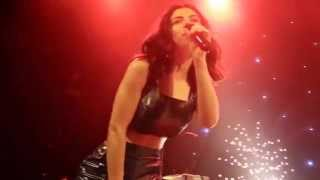 Marina and the Diamonds - Cant Pin Me Down (Live NYC 3/26/15)