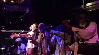 The Congos live - Row Fisherman Row 2013