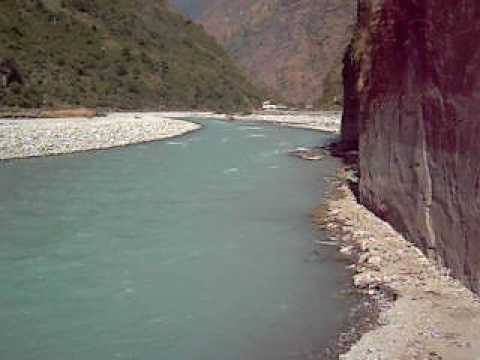Anapurna Trek – By the way, a river Part 2/2