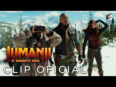 JUMANJI: SIGUIENTE NIVEL. El juego está en tus manos. En cines 13 de diciembre.
