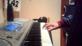 Baciary-Żyje się raz Keyboard