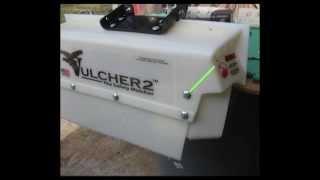 Vulcher 2 The Safety Mulcher installation video CHAPTER 5