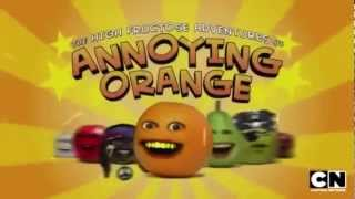 Annoying Orange Intro REVERSED!!!!!!!