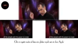 Vietsub ▶ Steve Jobs vs Bill Gates Epic rap battles of history season 2