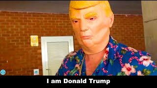 Childish Gambino - This Is America Parody ft Donald Trump (Official Music Video) width=