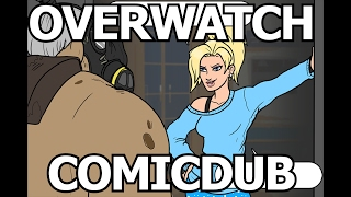 Netflix and Chill [Overwatch Comic Dub] (Ft. EchØ)