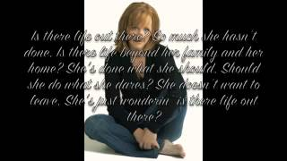 Is There Life Out There by Reba McEntire Lyrics