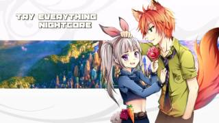 Nightcore - Try Everything (Shakira/Zootopia)