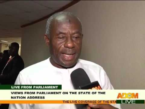 State of the Nation Address Preview on Adom TV (21-2-17)