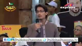 Kokab Noorani Pakistan vs wahabi live on fateha width=
