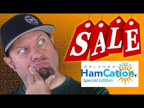 Hamcation Shopping Deals 2021 - Hamcation QSO Party Plans