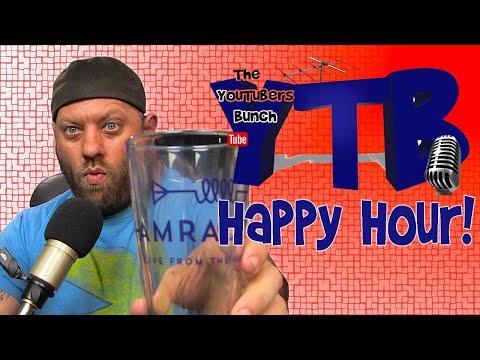 Ham Radio Happy Hour for YouTubers!
