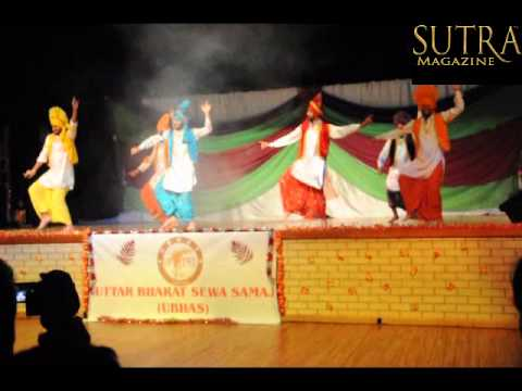 Indian dance at  Ubhas Dussehra 2011- Sutra Magazine  South Africa