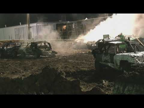 KNOXVILLE OPEN WIRE DEMOLITION DRBY