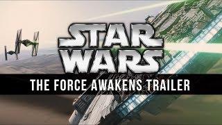 John Williams: The Force Awakens Trailer [Star Wars Unreleased Music]