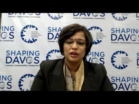 Davos 2017 - Shaping Davos: Pioneering Change in the Fourth Industrial Revolution
