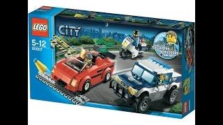 Construction LEGO CITY (N°60007)