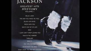 Michael Jackson Greatest Hits History - Black or White