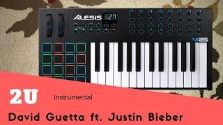 2U - David Guetta ft. Justin Bieber Instrumental by Landy Manso