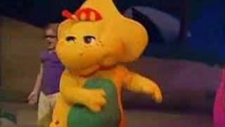 Barney el dinosaurio - Señor Sol
