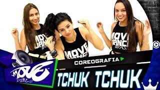 MC Gui e MC THD - Tchuk Tchuk - Move Dance Brasil - Coreografia