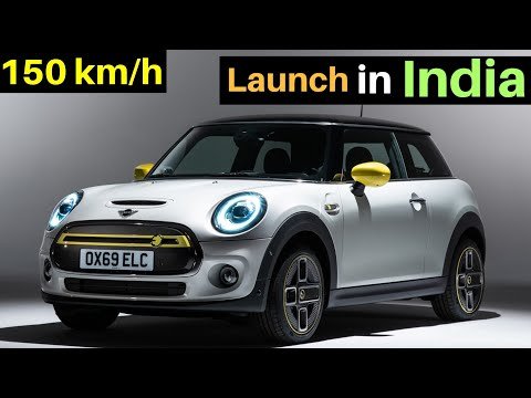 BMW Mini Electric Car to Launch in India | Full Review