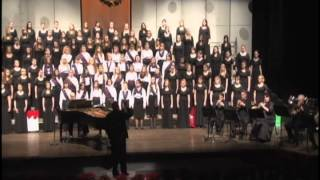 The Angel Choir and the Trumpeter