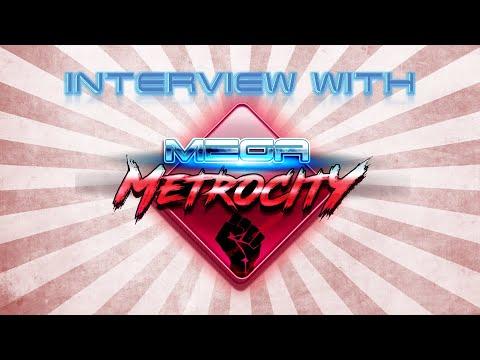 MegaMetroCity - Interview (english) - Yo Tenía Un Juego De Mesa TV #39