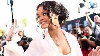 Rihanna Cancels 2016 GRAMMY Performance Last Minute