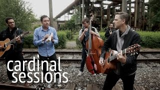 Calexico - Falling From The Sky - CARDINAL SESSIONS (Traumzeit Festival Special)
