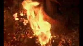 Anakin's Burn Scene