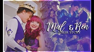 Ben + Mal | Their Story [+ Descendants 2]