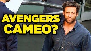 AVENGERS ENDGAME Hugh Jackman Wolverine Cameo Explained!