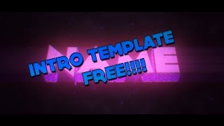 Intro Template | By ImOriginal [FREE]