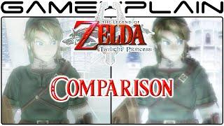 Zelda: Twilight Princess HD Head-to-Head Comparison p2 (Wii U vs. Wii, GameCube - amiibo Trailer)