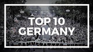 TOP 10 ULTRAS - GERMANY  [ ULTRAS DEUTSCHLAND ]