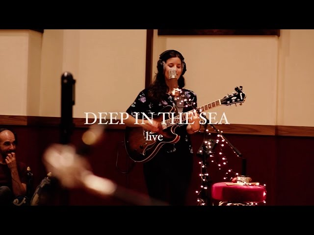 Video ''Deep in the sea'', de Iseo (Mecca Live Sessions).