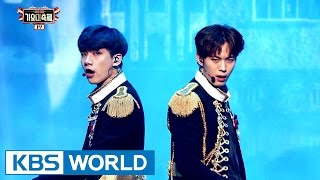 VIXX - Fantasy / The Closer [2016 KBS Song Festival / 2017.01.01]