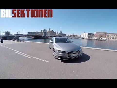 Audi A7 3.0 TDI BiT quattro - dieselmonster under hjelmen
