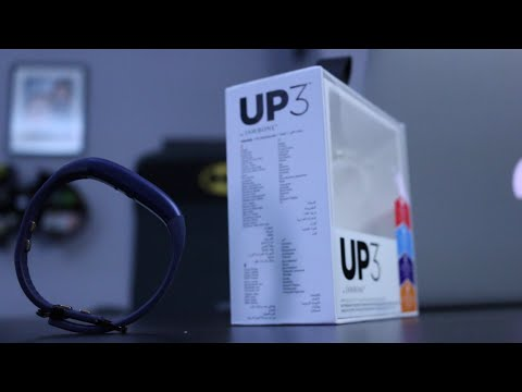 Jawbone UP3 مراجعة السوار الرياضي