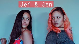 Photoshoot: Jei & Jen