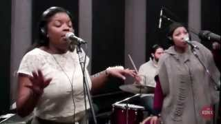 "Lady with The Expressions ""Money"" Live at KDHX 3/27/13"